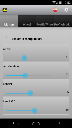 Lince Remote v1.0