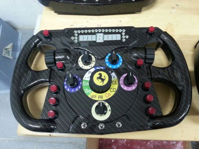 F1 Wheel 2013